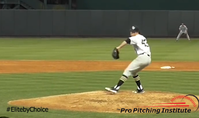 When you can't help but make a throwing action, your throwing arm is responding to your lower body activity and your throwing hand is extremely likely to come through the same tiny release window on every pitch.