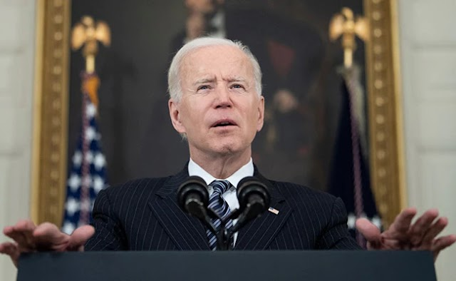 Joe Biden Gets Outpour Of Bipartisan Support Over Covid Help To India