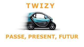 Renault Twizy au passé, au présent et au futur