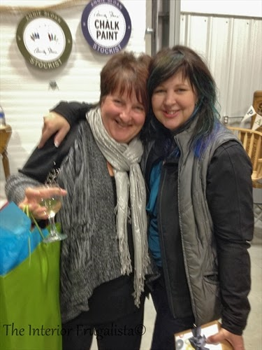 Apple Box Design Studio™ Owner Leanne at St. Albert Grande Opening