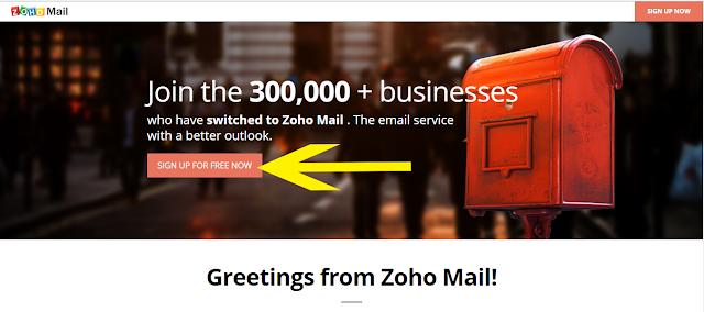 zoho-mail