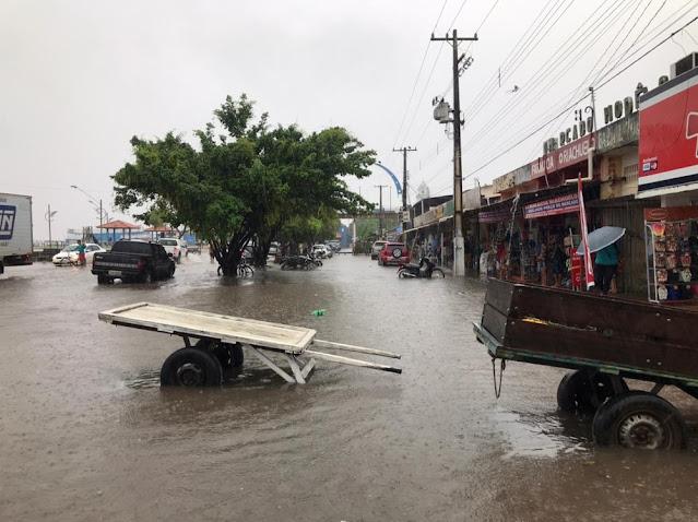 Defesa Civil faz levantamento de danos para decretação de situação de emergência em Santarém