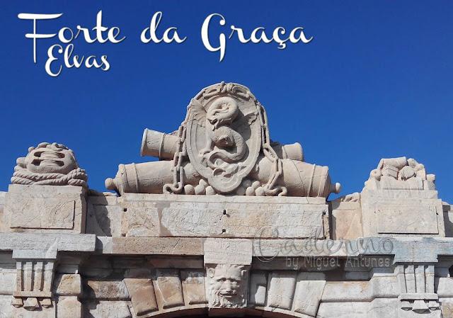 Forte da Graça, a jóia de Elvas