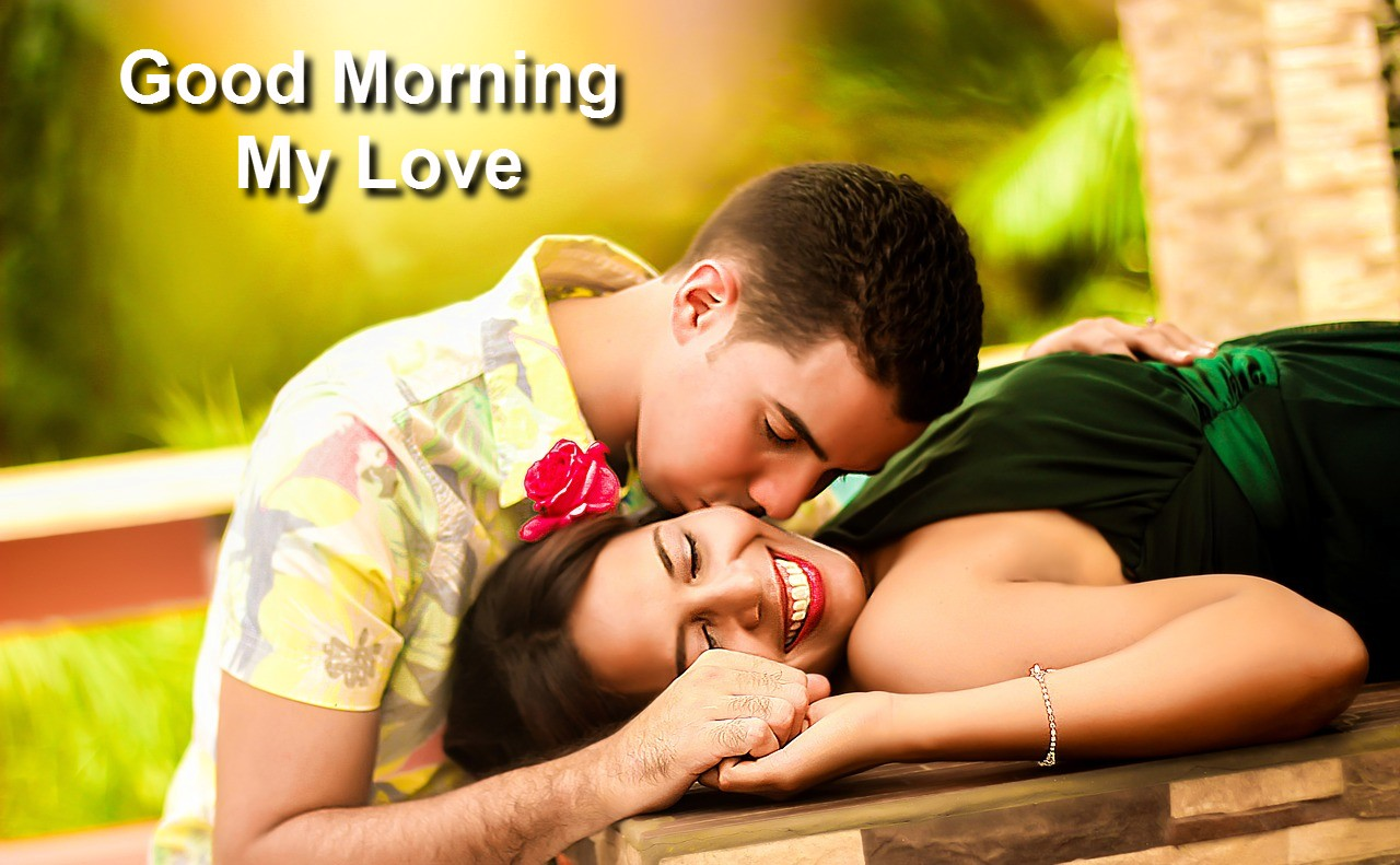 Romantic Good Morning Messages to My Love