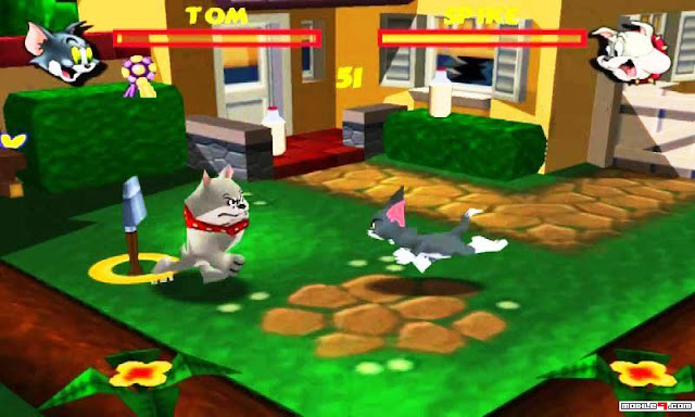 Tom and Jerry – Fists of Fury PC Game Free Download Screenshot 3