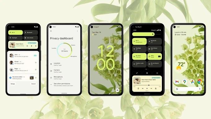 Android 12 Alacak Telefonlar Belli Oldu!