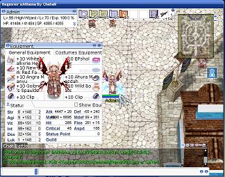 โหลดเกมส์ Ragnarok Offline Class3 EP 20.0 ลิ้งเดียว