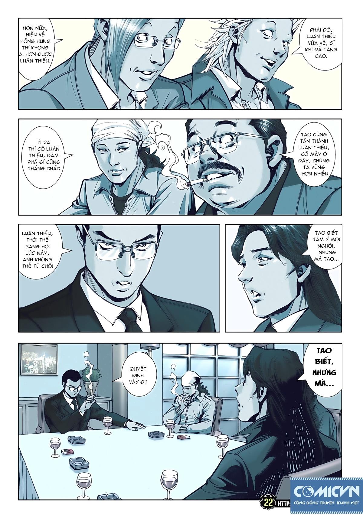 Người Trong Giang Hồ chapter 1942: trí tuệ chung cực trang 20