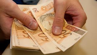 Estado paga salários de janeiro com reajuste a partir de quinta-feira