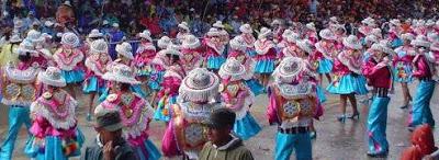 Foto de presentación del baile Kullawada