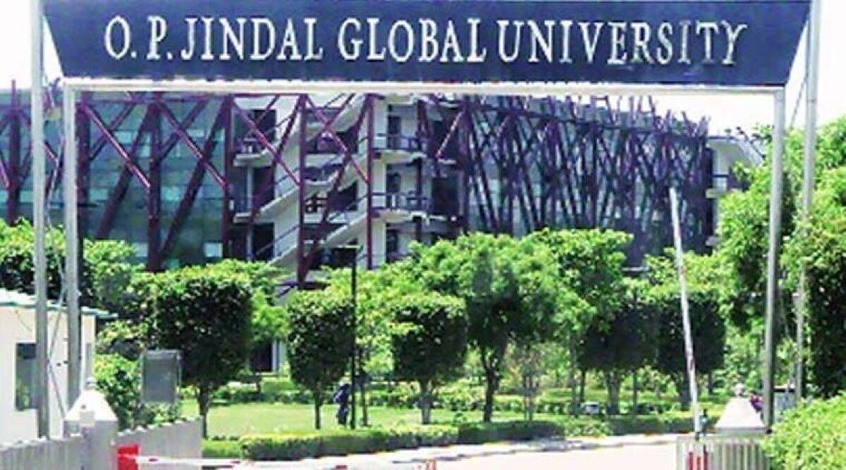 OP Jindal Global University launches India's first UAS programme