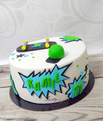 tort z deska