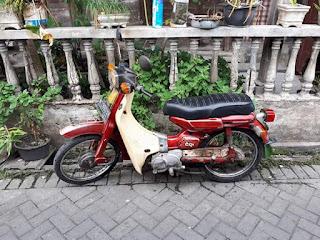 Motor Bebek Jadoel Paling HITs Era 70-80 Yamaha V80