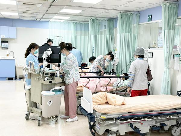 彰化縣衛生局春節應變機制 防疫、醫療及長照服務不打烊