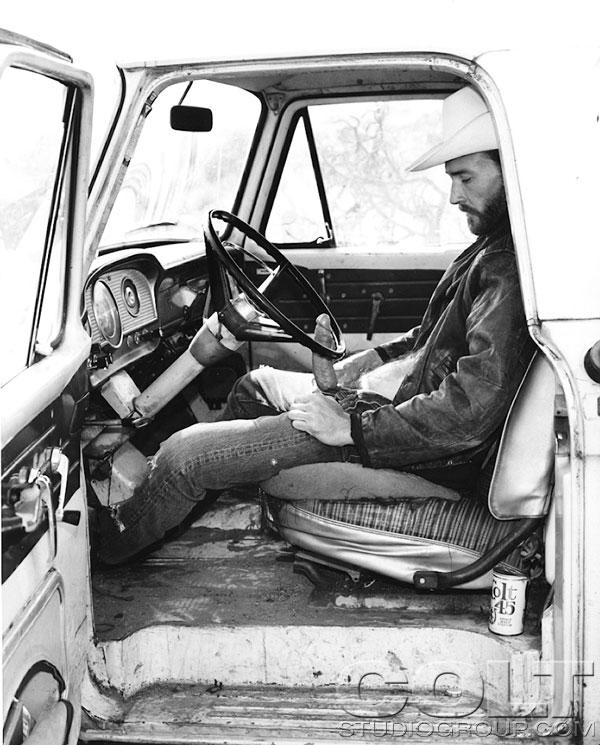 camionero y su verga