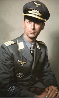 Wilhelm Schmalz Color photos of German officers worldwartwo.filminspector.com