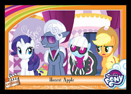 My Little Pony Honest Apple Series 5 Trading Card