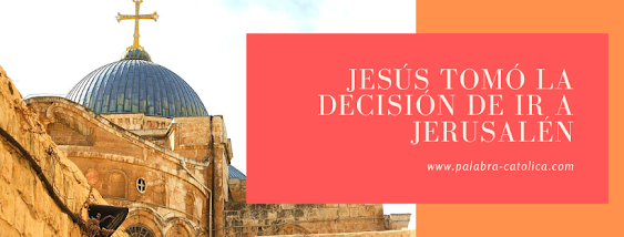 Evangelio del día Martes 28 de Septiembre - San Lucas  9,51-56