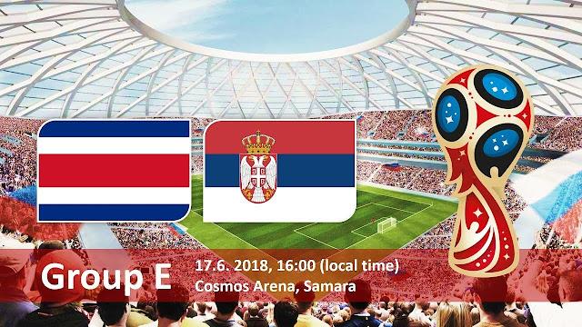 اهداف مباراة كوستاريكا وصربيا Costa Rica vs Serbia في مونديال 2018 في روسيا