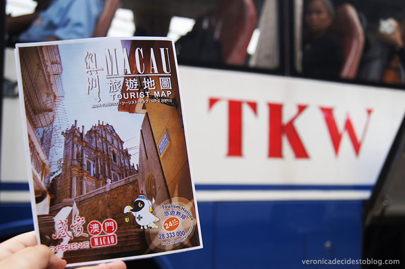 TKW Macau Sightseeing Tour
