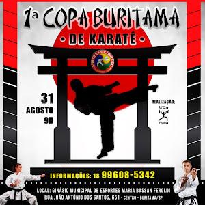 Copa Buritama de Karate