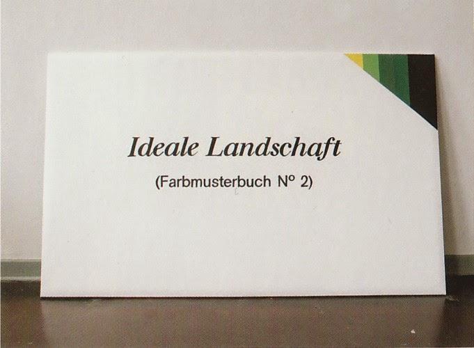 Artists\' Books and Multiples: KP Brehmer and Jürgen Becker | Ideale ...