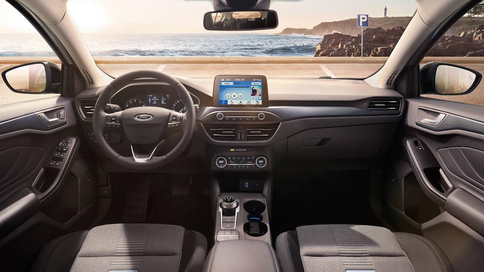 Bộ Hình Ảnh Xe Ford Focus Hoàn Toàn Mới Nhất Model 2019 Ra Mắt, Xe Ford Số Tự Động Bao Nhiêu Tiền, Giá Xe Ford 5Cửa, Ford Qua Sử Dụng, Ford 1.5AT 2020, Ford Việt Nam Nhập khẩu