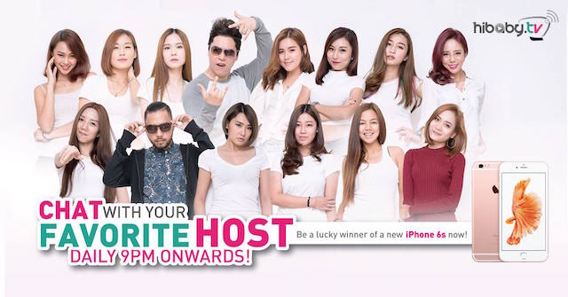 An image from one of their latest contests, where an iPhone 6s along with a host of other prizes were up for grabs
