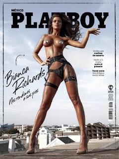 Playboy México - Octubre 2019