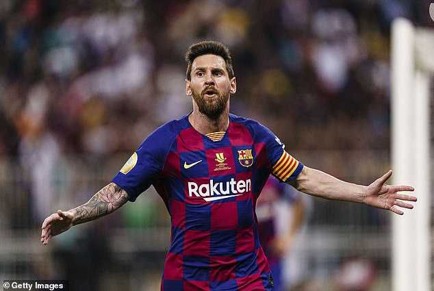 """It's A Shame"" - Barcelona Star Lionel Messi Reacts After Atletico 3-2 Super Cup Loss"