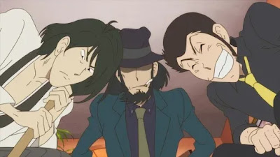 Lupin III Prison of the Past