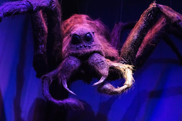 Harry Potter, London, Studio Tour, Warner Bros. Studio Tour, Aragork, giant Spider