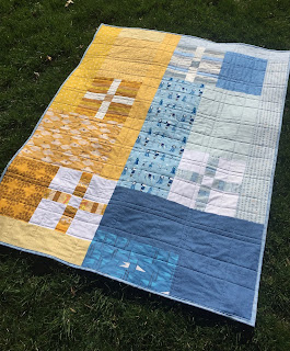 http://ablueskykindoflife.blogspot.com/2016/04/checkerboard-cross-quilt-finish.html