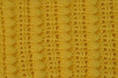 1 - Crochet Imagen Puntada a crochet para blusas por Majovel crochet