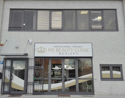Foto dell'ingresso al centro  My Beauty Clinic