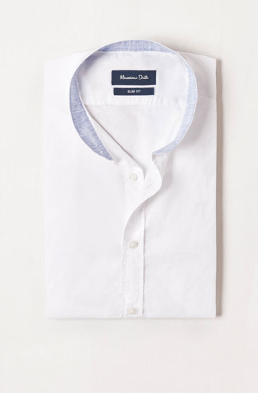 Dutti Dutti Massimo Massimo Homme Chemise Blanche Chemise Homme Blanche nXNw8ZOP0k