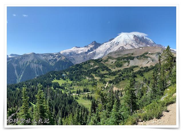 雷尼爾山國家公園Mt Rainier National Park 4