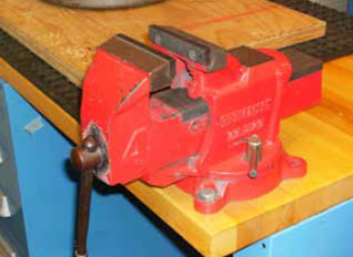 Sheet Metal Holding Devices for Aircraft Structure Repair