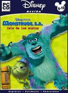 Descargar el juego de la película Monster Inc para pc en español 1 link Por MEGA