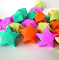 different kinds of origami stars