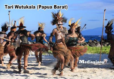 Tari Wutukala (Papua Barat)