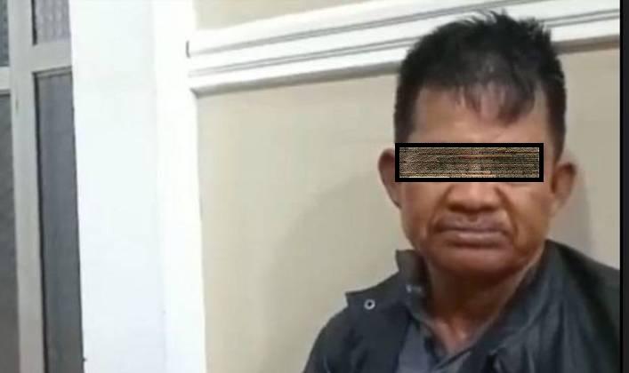 Curi Emas Tetangganya untuk Penuhi Hasrat di Tempat Hiburan, Seorang Kakek Diamankan Polisi