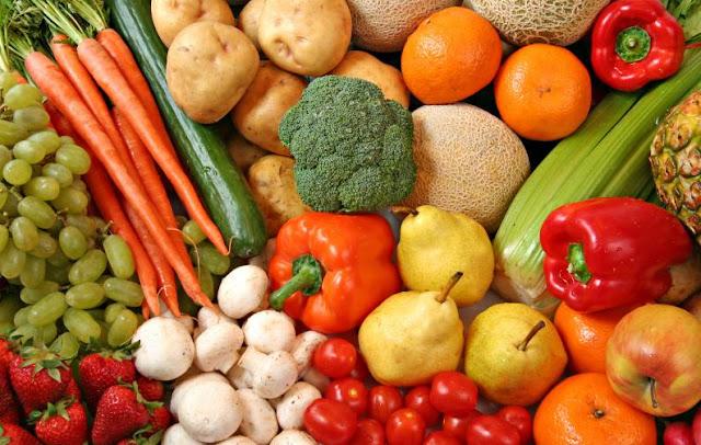 Manfaat Besar Sayur dan Buah Mengandung Fitonutrien dan Antioksidan untuk Tubuh Kalian