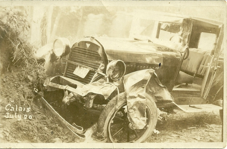 Heirlooms Reunited: Aftermath of the Accident of a Hudson
