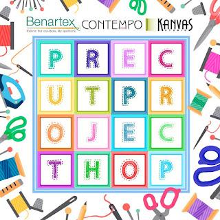 Benartex Precut Project Hop - with Benartex fabrics
