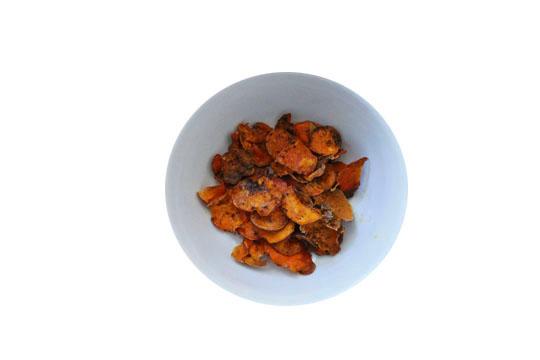 chips (aus süßkartoffeln) I fräulein text