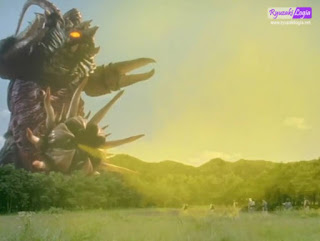 Download Ultraman Gaia Episode 08 Subtitle Indonesia
