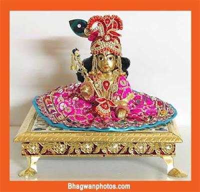 Laddu Gopal Ji Pictures