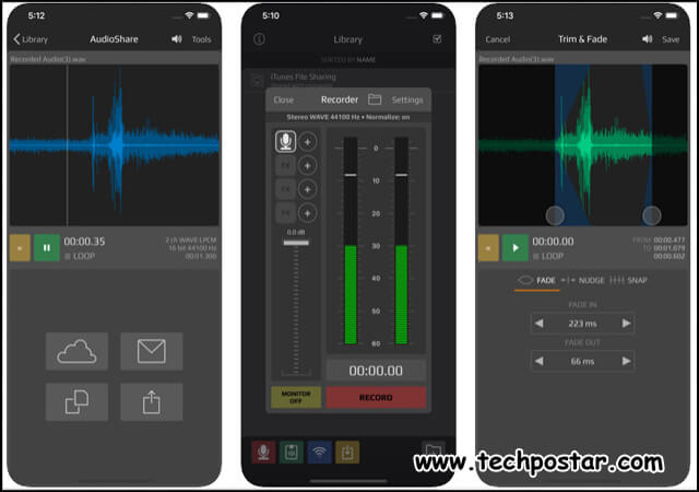 App Audio Share