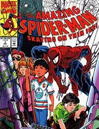 The Amazing Spider-Man: Skating on Thin Ice